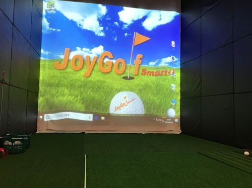 Set up 'Joygolf Smart +' for a house in Fukuoka Prefecture.